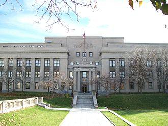 Indiana World War Memorial Plaza - American Legion National Headquarters