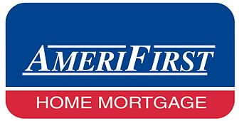 English: AmeriFirst Home Mortgage logo