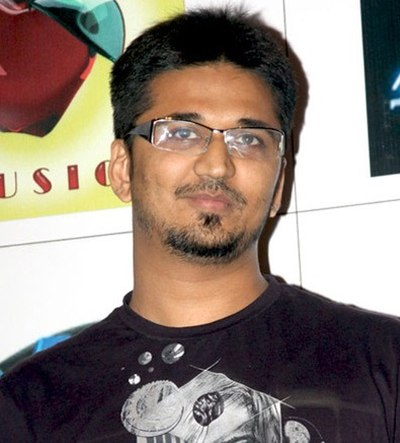 Picture of a band or musician: Amit Trivedi