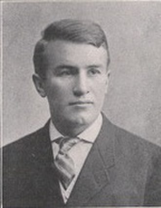 Amos Foster - Foster from 1907 Cornhusker