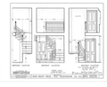 Amos Seavey House, Beach Boulevard, Rye, Rockingham County, NH HABS NH,8-RY,1- (sheet 10 of 21).png