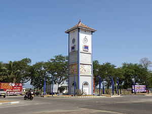 Ampara - Ampara Clock Tower