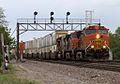An outbound intermodal at Naperville (4599014520).jpg