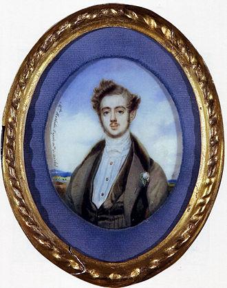 Anatoly Nikolaievich Demidov, 1st Prince of San Donato - Anatol Demidov by Jeanne-Mathilde Herbelin