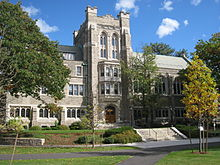 Andover Hall, Harvard Divinity School