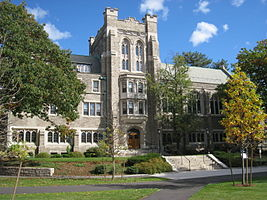 Andover Hall, Harvard Divinity School - general view.JPG