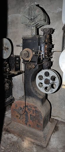 André Debrie - Matipo - 35mm Cine Optical Printer - Kolkata 2012-09-27 1292.JPG