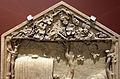 Andrea pisano e collaboratore, ebbrezza di noè ovvero la viticoltura, 1343-48, dal lato ovest del campanile 02.JPG