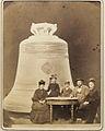 Andreas Hamm mit der Gloriosa 1875.jpg