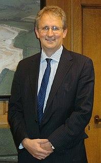 Andrew Bingham British politician
