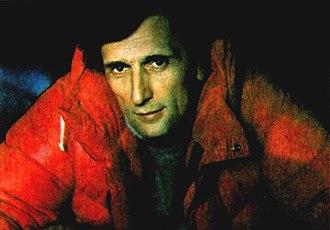 Andrzej Zawada - Andrzej Zawada during the Mount Everest winter expedition (1979/1980)