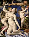 Angelo Bronzino - Venus, Cupid, Folly and Time - National Gallery, London.jpg