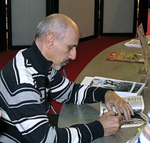 Angelo Stano al Lucca Comics 2009.jpg