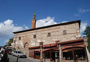 Aslanhane Mosque - Image: Ankara Arslanhani Camii Aussen