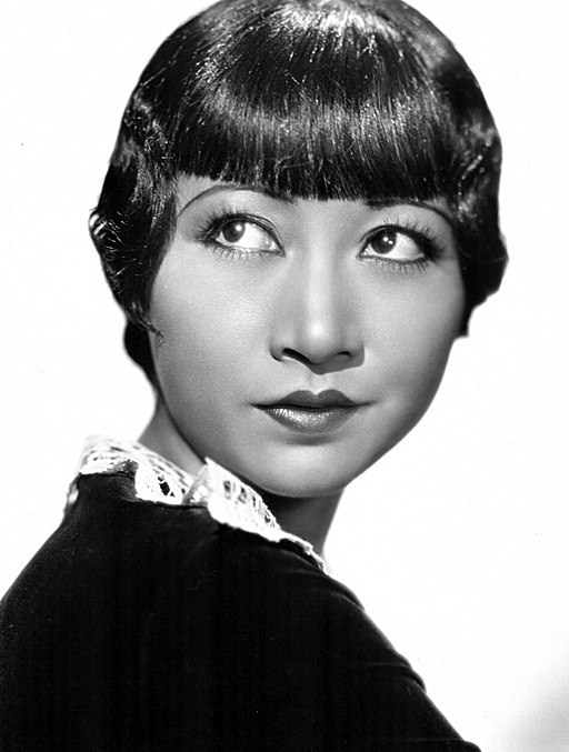 Anna May Wong - portrait