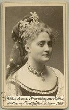 Anna Strandberg, rollporträtt - SMV - H8 022.tif