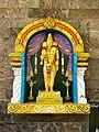 Annapurna Hindu temple and free charitable community kitchen Mudbidri Karnataka India.jpg