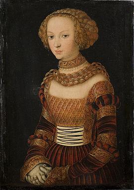 Anna, Sachsen, Kurfürstin