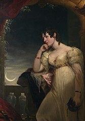 Lady Essex as Juliet