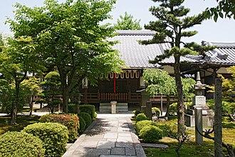 Anrakuju-in - Anrakuju-in in Fushimi, Kyoto