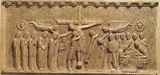 Descendimiento de la cruz (Antelami)