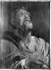 Hl. Petrus (Werkstattkopie)