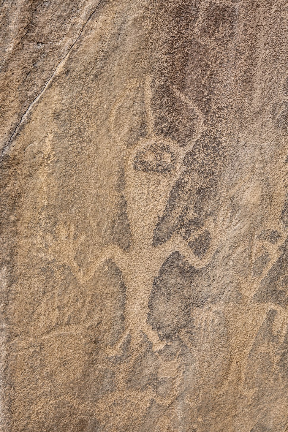 Anthropomorph Rock Art (18663446909)