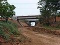 Antigo traçado da ferrovia (Ytuana) em Salto, atualmente projeto turístico Trem Republicano (em construção) - panoramio (6).jpg