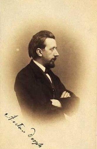 Horsens - Anton Dorph, 1866