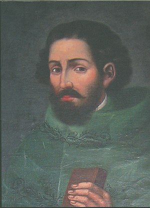 Antonio de Morga - Don Antonio de Morga Sánchez Garay.