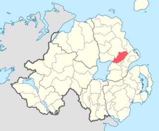 Antrim Upper Place in Northern Ireland, United Kingdom