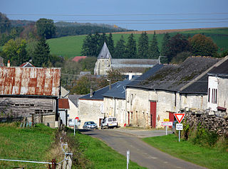 Aouste Commune in Grand Est, France
