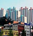 Apartment blocks in Eomgung-dong of Busan, Korea-01.jpg