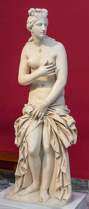 Aphrodite Afrodita púdica Venere Venus Athens Greece.jpg