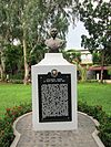 Apolinario Mabini dedicated monument.JPG