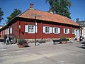 Apoteksmuseet och Qwenselska huset, Västra Strandgatan 13, Åbo, augusti 2015.jpg