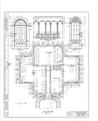 Appellate Court Building, Fourteenth and Main Streets, Mount Vernon, Jefferson County, IL HABS ILL,41-MOVER,1- (sheet 4 of 4).png