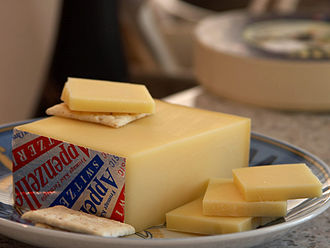 Appenzeller cheese - Image: Appenzeller (cheese)