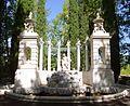 Aranjuez - Real Sitio, Jardín del Príncipe, Fuente de Apolo 2.jpg