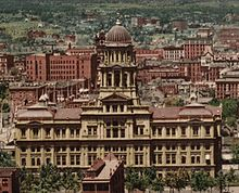 Arapahoe County Courthouse, 1898.JPG