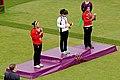 Archery Ladies Medal Ceremonay (7745110824).jpg