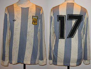 Miguel Oviedo - Image: Argentina 1978 rgalvan