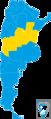 Argentine Presidential election 2019 (No Falkland Islands).png