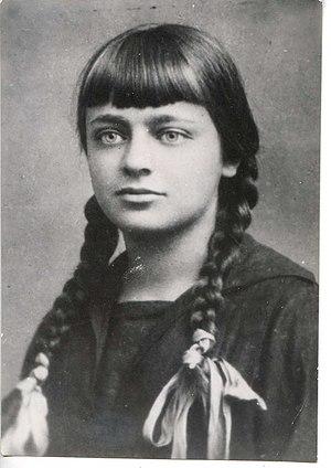 Marina Tsvetaeva - Ariadne Efron, 1926.