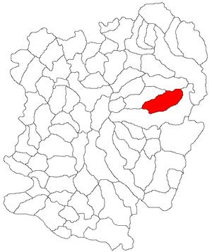 Armeniș - Image: Armenis jud Caras Severin