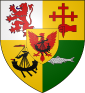Arms of Macdonald of Macdonald.svg