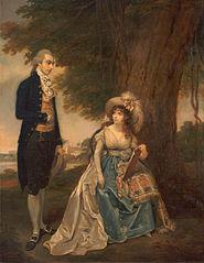 Mr. and Mrs. Fraser