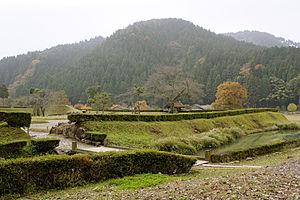 Fukui, Fukui - Ichijōdani Asakura Family Historic Ruins