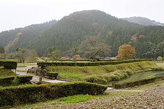 Fukui (city) - Ichijōdani Asakura Family Historic Ruins