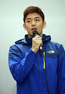 Lee Yong-dae Badminton player